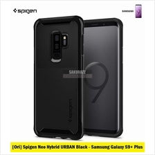[Ori] Spigen Neo Hybrid URBAN for Samsung Galaxy S9 Plus (Black)