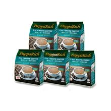 Papparich White Coffee 2 in 1 - 25g x 12s [5 Pack Bundle])