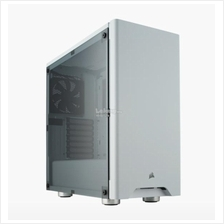CORSAIR CARBIDE SERIES 275R MID TOWER GAMING CHASSIS (WHITE)