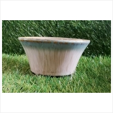 HEIGHT 8CM PORCELAIN POT 062 FOR PLANTS SUCCULENT CACTUS PASU