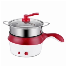 Portable Electric Cooking Pot Fry Steamer Boiler For Office Or Travele