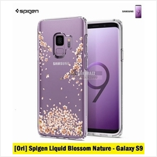 [Ori] Spigen Liquid Blossom Series for Samsung Galaxy S9 (Nature)