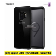 [Ori] Spigen Ultra Hybrid Series for Samsung Galaxy S9 (Black)