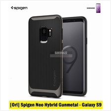 [Ori] Spigen Neo Hybrid Series for Samsung Galaxy S9 (Gunmetal)