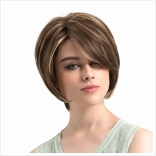 DIY Hair Styling Synthetic Wigs Synthetic Fiber Short Straight Women
