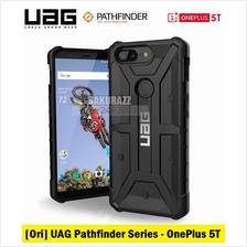 [Ori] UAG Urban Armor Gear Pathfinder Series Case OnePlus 5T (Black)