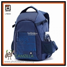 AGVER LTB063 Professional Camera Bag Backpack - Blue Color For Canon N