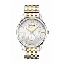 TISSOT T063.428.22.038.00 TRADITION Auto Small Second silver index