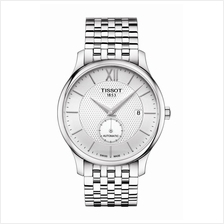 TISSOT T063.428.11.038.00 TRADITION Auto Small Second silver index