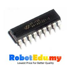 EE Component ht12e RF Infrared Encoder IC Chip DIP 18 pin