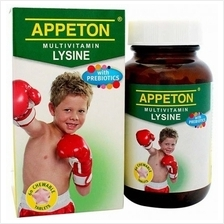 Appeton MultiVitamin Lysine with Prebiotic Tablets 60's - 10% OFF!!