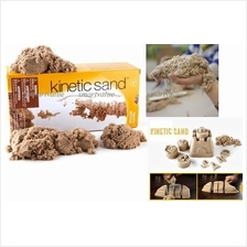 Kinetic Sand Educational Toy. Mould It , Sculpt It , 1kg natural color