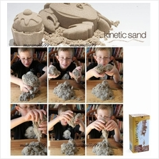 Revolutionary, Upgraded Texture of the Kinetic Sand.1 Kg natural color