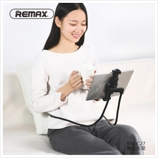 Remax Mobile Phone Holder 360degree Flexible Lazy Stand Neck Hanging
