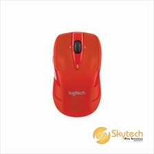 Logitech Wireless Mouse M545 - Red- AP