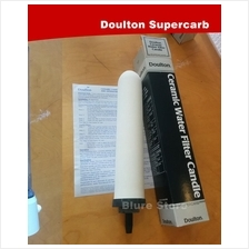 Doulton Ceramic filter water filter - SuperCarb 10'