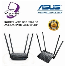 GENUINE ASUS GGB N300 AC1300 HP Dual Band Wi-Fi Router (RT-AC1300UHP)