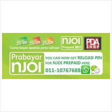 PIN for Astro NJOI prepaid RM10