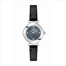 TISSOT T113.109.16.126.00 FEMINI-T black MOP diamonds