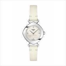 TISSOT T113.109.16.116.01 FEMINI-T white MOP diamonds