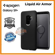 Original Spigen Liquid Air Armor TPU case Galaxy S9 Plus S9+ cover