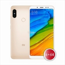 Xiaomi Redmi Note 5 AI Pro [64GB + 4GB RAM] Snapdragon 636 Global ROM