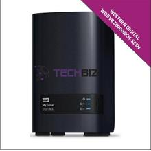 WDBVBZ0000NCH-SESN WD 0TB MY Cloud EX2 Ultra