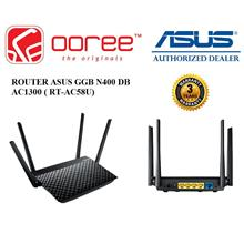GENUINE ASUS GGB N400 Dual Band AC1300 WiFi Router with MU-MIMO and Pa