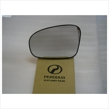PERODUA AXIA GENUINE PARTS MIRROR GLASS(ROUND) RH OR LH