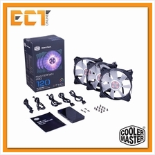 Cooler Master MasterFan Pro 120 AirFlow RGB 3in1 Casing Fan with RGB