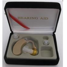 Hearing aid alat bantu dengar amplifier JH-117 BTE behind the ear