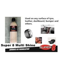 Super 8 Multi Shine For Car 500ml