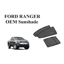 Custom Fit OEM Sunshades for Ford Ranger (4pcs)