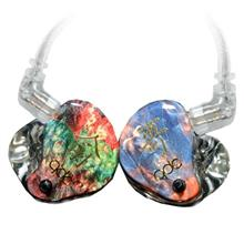 (Available) QDC Gemini - 8 Armatures Custom IEM with Bass Switch