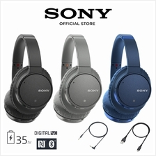 Sony WH-CH700N Wireless Bluetooth Noise Canceling Over-Ear Headphones )