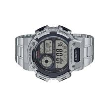 Casio World Time 10 Years Battery AE-1400WHD-1AVDF
