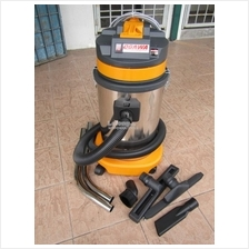 Ogawa 1.2kW 30L Industrial Wet & Dry Vacuum Cleaner