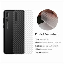 Huawei Nova 2i Mate 10 Pro Carbon Fiber Back Screen Protector