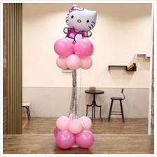Birthday Party Kitty Balloon Wedding Engagement Theme Decoration Stand