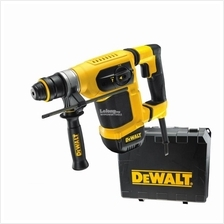 DeWalt 32mm SDS Combination Hammer w/ Shocks Active Vibration Control