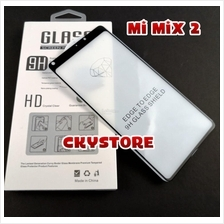 XIAOMI Mi Mix 2 FULL Glue 5D Edge Tempered Glass