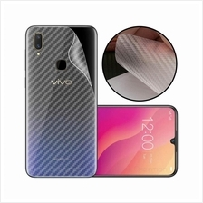 Vivo V7 / V7 Plus Carbon Fiber Film Back Screen Protector