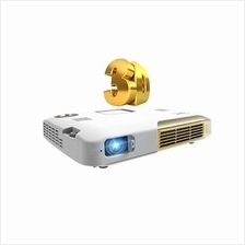 3D DLP Android Portable LED Projector (PJ-23C) ★
