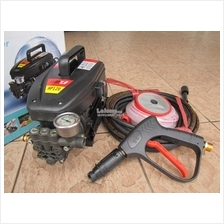 Euro X 1.5kW 120Bar Heavy Duty Induction Pressure Washer