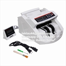 Money Bill Currency Counter Counting Machine Counterfeit Detector UV