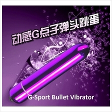 Vibration Bullet Wand Women Toy Stimulator Sex Play