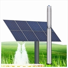 2HP Submersible Solar Water Pump for Agriculture