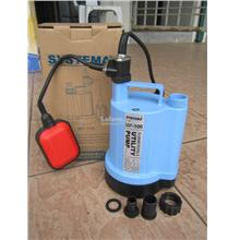 Systema 100W Utility Submersible Pump