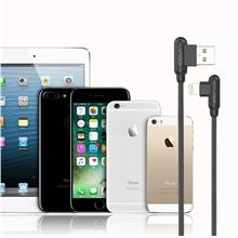 Golf Apple iPhone iPad Lightning Data Cable 2.4A Speed with L Shaped
