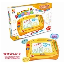 Kid's Colorful Magnet Drawing /Writing Board